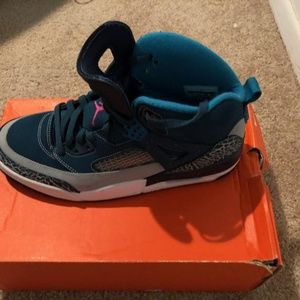 Nike Shoes - Jordan Spizike 'Space Blue'